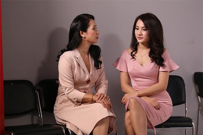 Bảo Thanh bật mí về lời thoại bị ám ảnh nhất trong Sống chung với mẹ chồng - Ảnh 4.