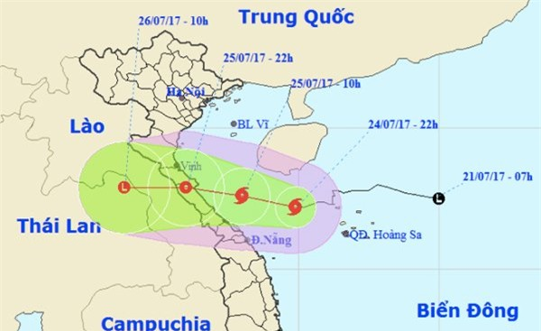 Dự báo thời tiết,Tin bão mới nhất, Cơn bão số 4,bão số 4, tin bão mới nhất, bão Sonca