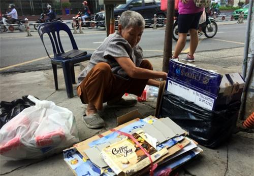 TP.HCM,mảnh đời nghèo khó,vô gia cư