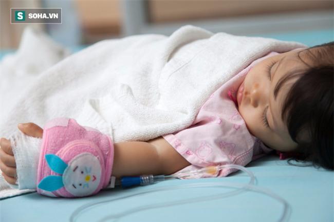 10 dấu hiệu trẻ bị tiêu chảy cấp phải nhập viện gấp mẹ nào nuôi con nhỏ cũng cần biết - Ảnh 1.