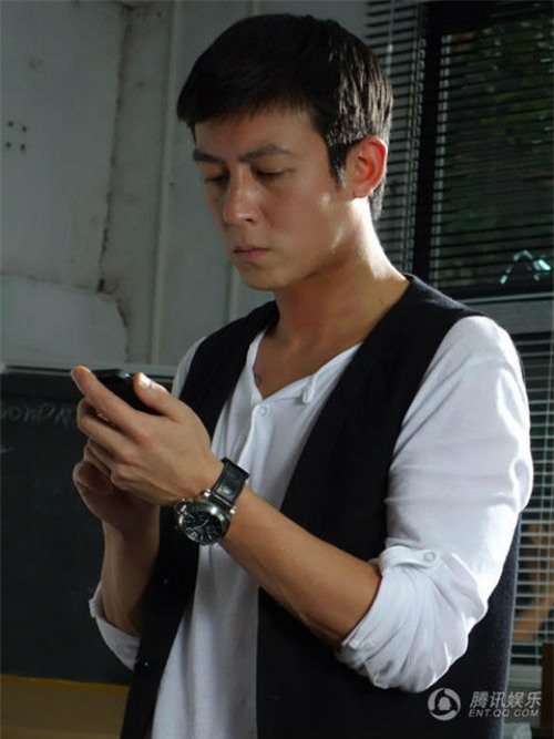 10 năm sau scandal ảnh nóng, Trần Quán Hy của hiện tại đã trở thành bố ngoan - Ảnh 1.
