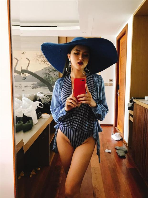 Trở lại sau scandal vạ miệng, Hương Giang Idol diện bikini nóng bỏng hết cỡ! - Ảnh 7.