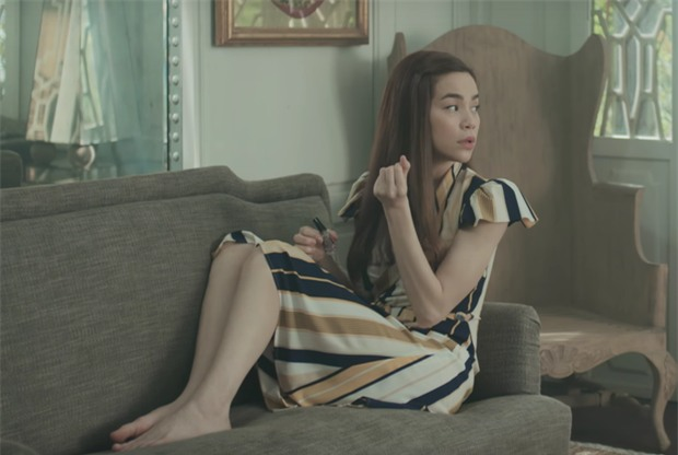 MV mới toanh của Hồ Ngọc Hà: Đồ đẹp thì có đẹp mà vẫn cứ thấy... sai sai - Ảnh 10.