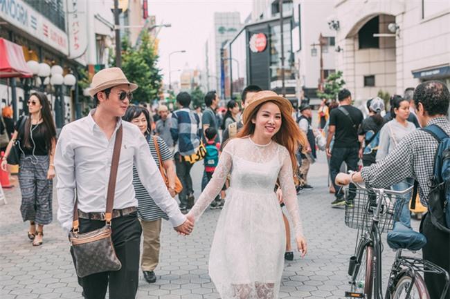 Cặp đôi chi 1 tỷ đồng đi 4 nước chụp ảnh cưới kể chuyện kết hôn sau 1 tháng tìm hiểu - Ảnh 1.