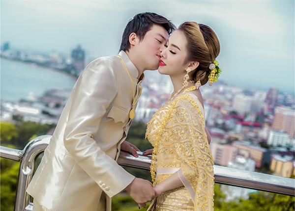 Cặp đôi chi 1 tỷ đồng đi 4 nước chụp ảnh cưới kể chuyện kết hôn sau 1 tháng tìm hiểu - Ảnh 11.