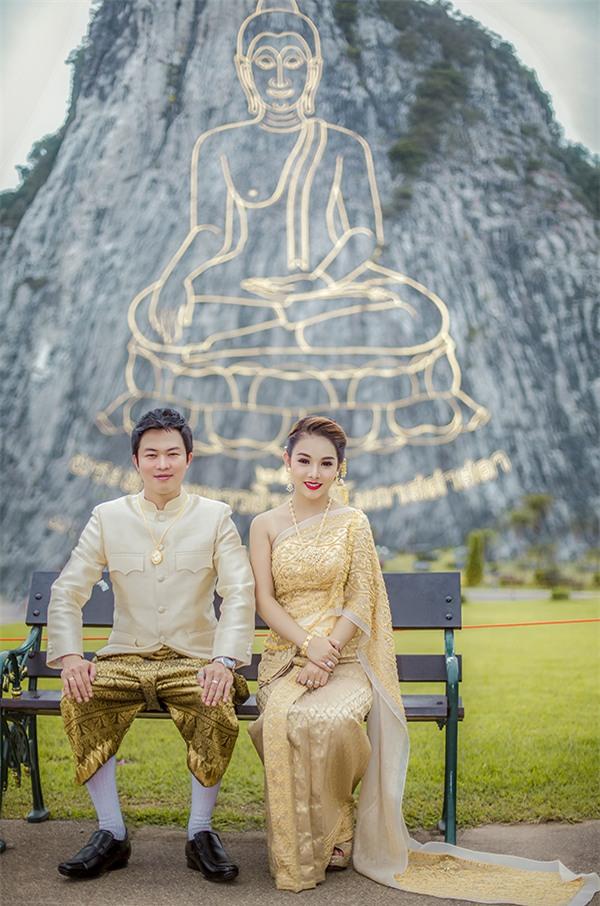 Cặp đôi chi 1 tỷ đồng đi 4 nước chụp ảnh cưới kể chuyện kết hôn sau 1 tháng tìm hiểu - Ảnh 12.
