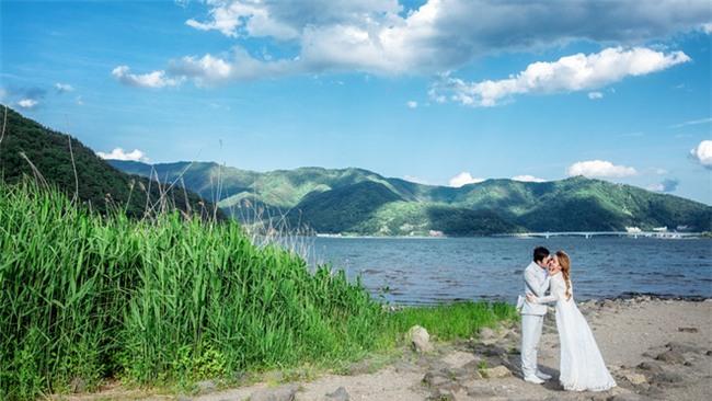 Cặp đôi chi 1 tỷ đồng đi 4 nước chụp ảnh cưới kể chuyện kết hôn sau 1 tháng tìm hiểu - Ảnh 18.