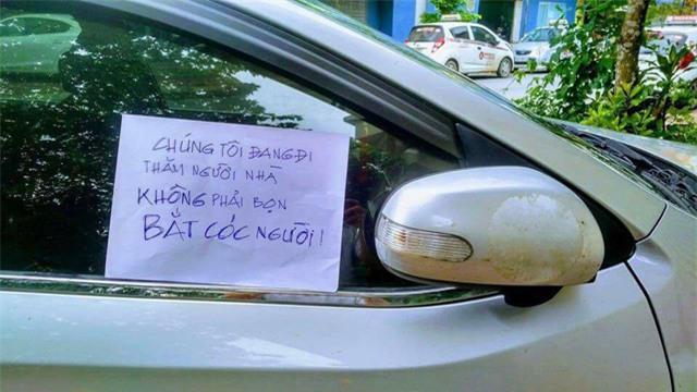 """so bi an don oan, tai xe dan """"lenh bai"""" len xe """"chung toi khong phai bon bat coc nguoi"""" - 1"""