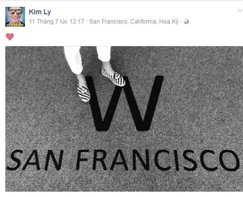 Nghi án Hồ Ngọc Hà bí mật hẹn hò Kim Lý tại Mỹ - Ảnh 2.