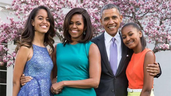7 quy tắc nuôi dạy con trên cả tuyệt vời của cựu Tổng thống Mỹ Barack Obama các bố mẹ nên học tập - Ảnh 1.