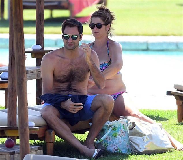 Federer sac lai nang luong sau chuc vo dich Wimbledon hinh anh 4