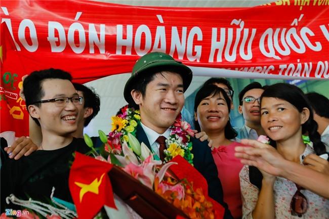 9X dat diem cao nhat Olympic Toan quoc te: 'Em khong phai than dong' hinh anh 3