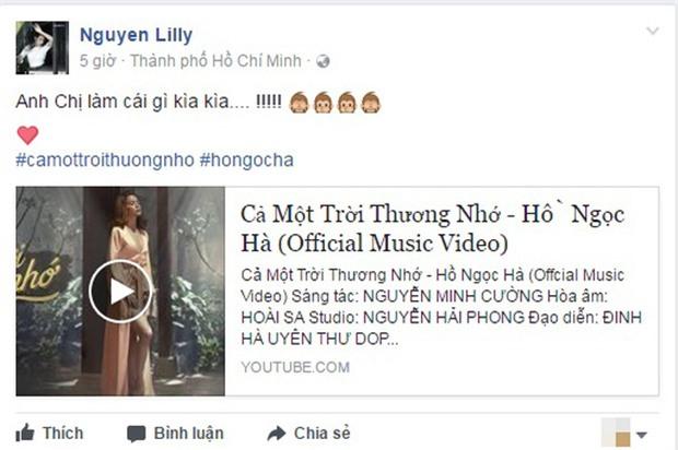Hồ Ngọc Hà cảnh báo Thanh Hằng không được đánh ghen khi xem MV mới của mình - Ảnh 15.