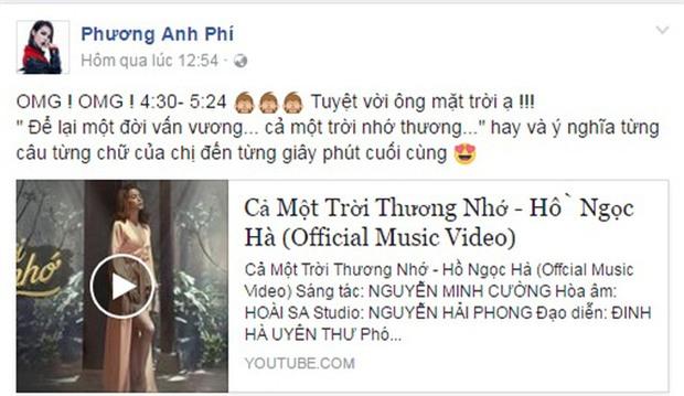 Hồ Ngọc Hà cảnh báo Thanh Hằng không được đánh ghen khi xem MV mới của mình - Ảnh 17.