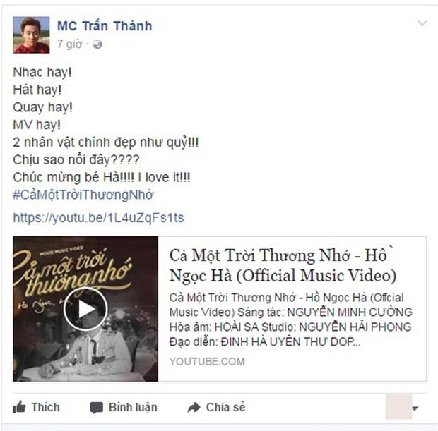 Hồ Ngọc Hà cảnh báo Thanh Hằng không được đánh ghen khi xem MV mới của mình - Ảnh 19.