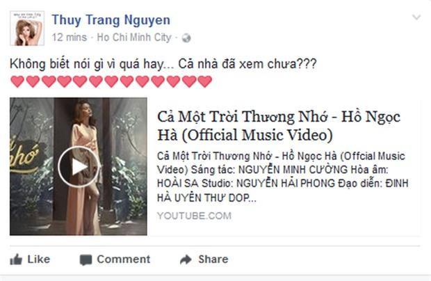 Hồ Ngọc Hà cảnh báo Thanh Hằng không được đánh ghen khi xem MV mới của mình - Ảnh 21.