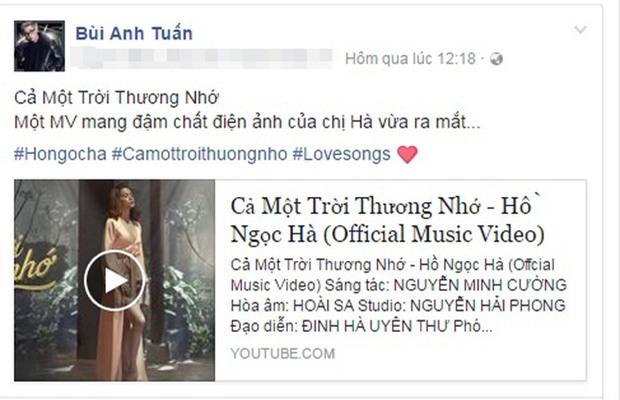 Hồ Ngọc Hà cảnh báo Thanh Hằng không được đánh ghen khi xem MV mới của mình - Ảnh 4.