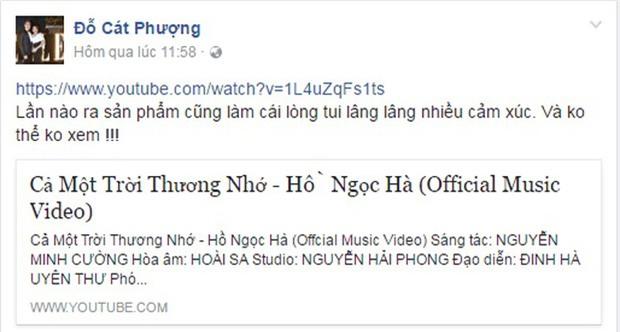 Hồ Ngọc Hà cảnh báo Thanh Hằng không được đánh ghen khi xem MV mới của mình - Ảnh 7.
