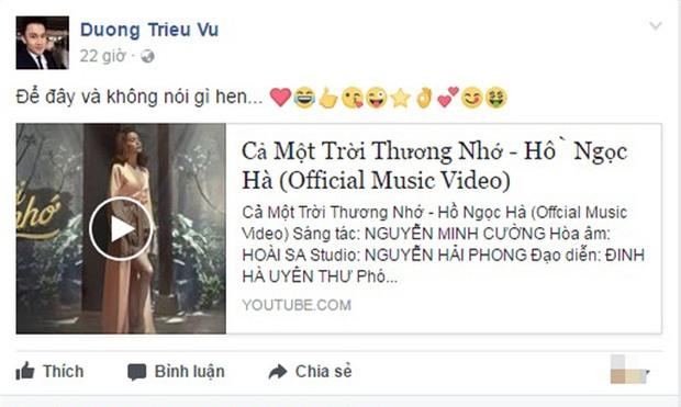 Hồ Ngọc Hà cảnh báo Thanh Hằng không được đánh ghen khi xem MV mới của mình - Ảnh 10.