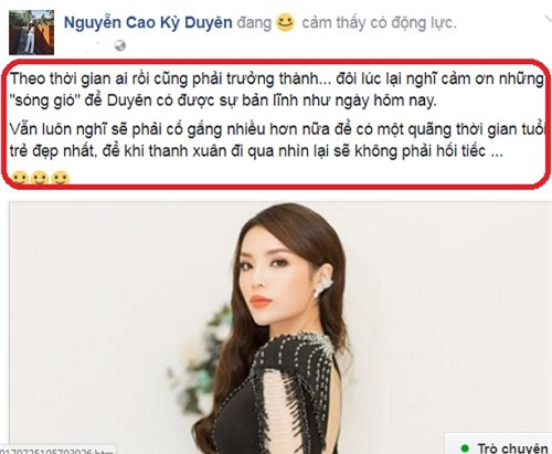 ky duyen noi toan triet ly sau scandal hut thuoc, hit bong cuoi...? hinh anh 2