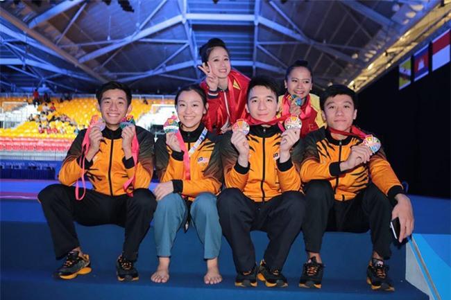 Hoa khôi Taekwondo Việt Nam ám ảnh vì chủ nhà và trọng tài tại SEA Games - Ảnh 3.