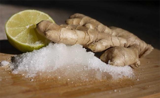 Sự thật về muối gừng giúp giảm mỡ bụng nhanh không phanh khiến các mẹ hào hứng - Ảnh 4.