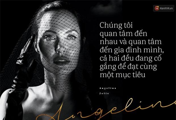 Angelina Jolie bị liệt cơ mặt, tăng huyết áp và chia sẻ về cuộc ly hôn với Brad Pitt - Ảnh 6.