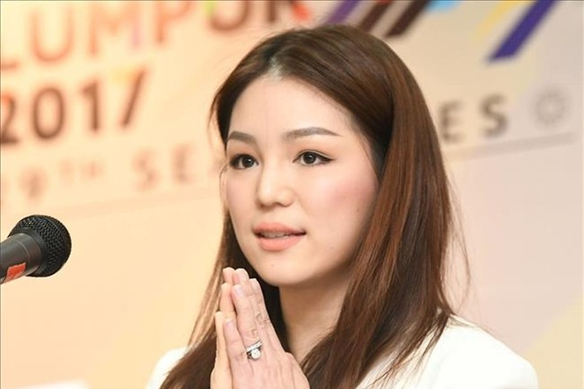 Truong doan U22 Thai Lan e ngai U22 Viet Nam tai SEA Games 29 hinh anh