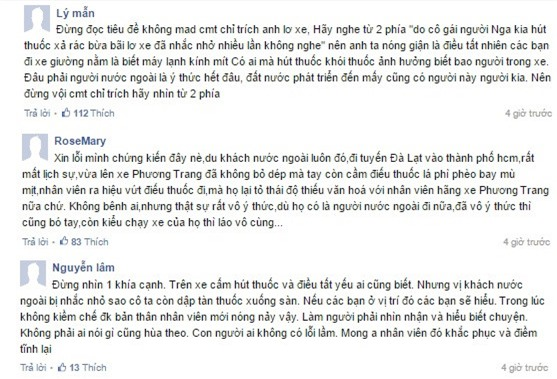 Vu duoi khach Tay xuong xe: 'Mot so khach nuoc ngoai rat vo y thuc' hinh anh 1