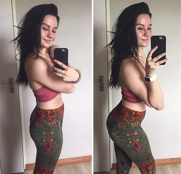 Đừng quá tin vào ảnh gái xinh trên Instagram, lừa đấy! - Ảnh 6.