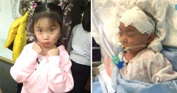 Trước khi qua đời vì u não, cô bé 6 tuổi đã nói một câu khiến cha mẹ và tất cả người thân đều phải bật khóc - Ảnh 1.