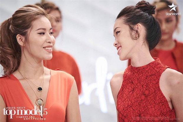 Clip: Người đẹp Asias Next Top Model 5 công khai nói tục bằng tiếng Việt do Minh Tú dạy - Ảnh 1.