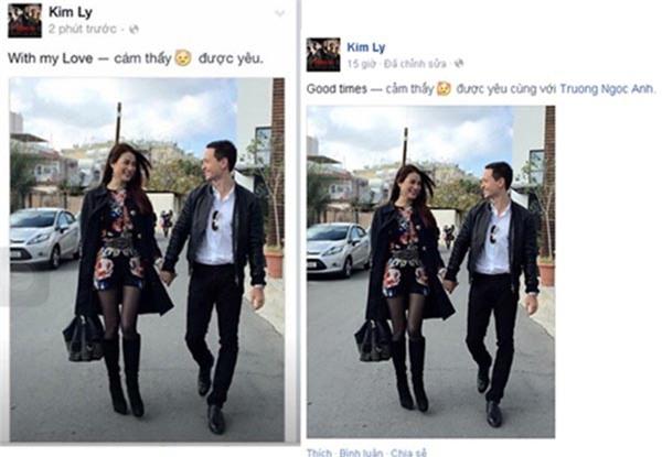 Trương Ngọc Ánh, Kim Lý hủy kết bạn trên facebook - Ảnh 1.
