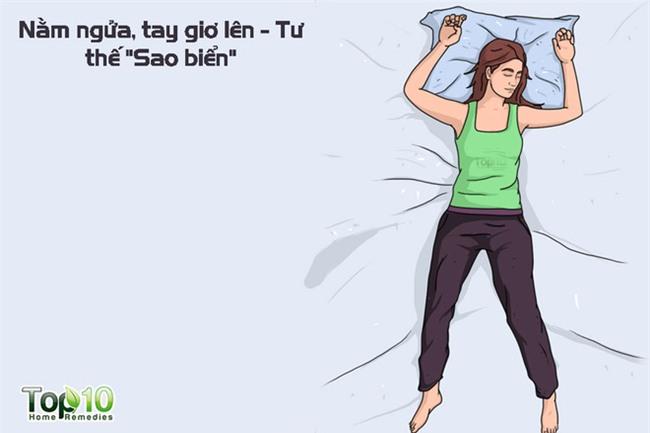 Ưu và nhược điểm của từng tư thế ngủ đối với sức khỏe mà ai cũng phải biết - Ảnh 3.