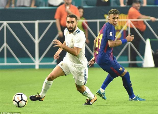 Messi nổ súng giúp Barca đả bại Real trên đất Mỹ - Ảnh 9.