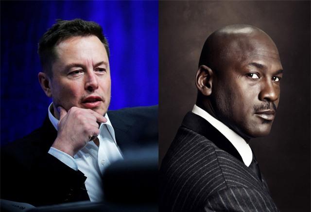 Elon Musk và Michael Jordan có chung một điểm là luôn hăng say làm việc