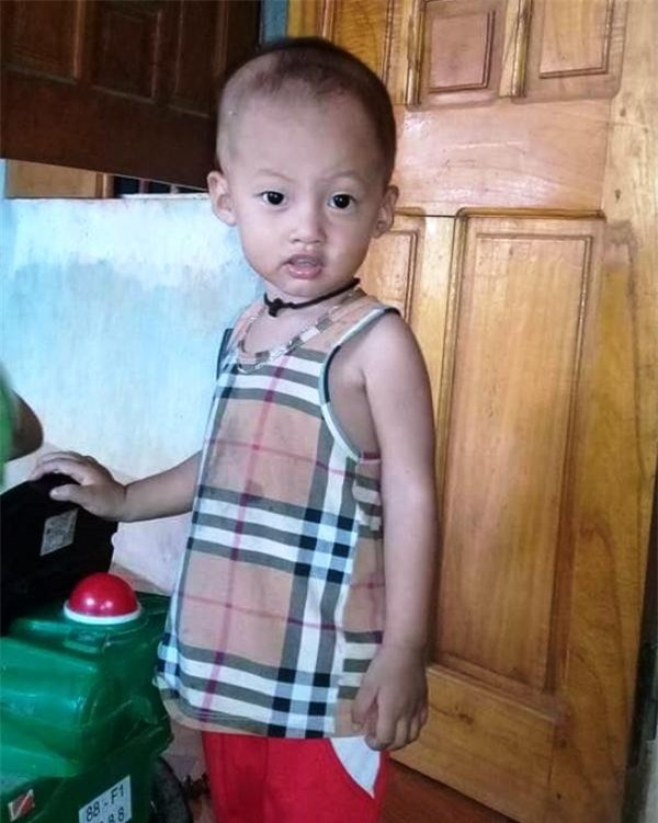 Cháu Phạm Đăng Khôi