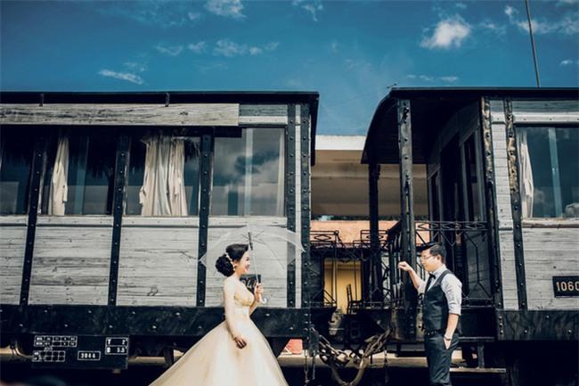 Điểm danh dâu rể Việt nổi tiếng vì trèo đèo lội suối xuyên Việt, chi bạc tỷ cho ảnh cưới - Ảnh 20.