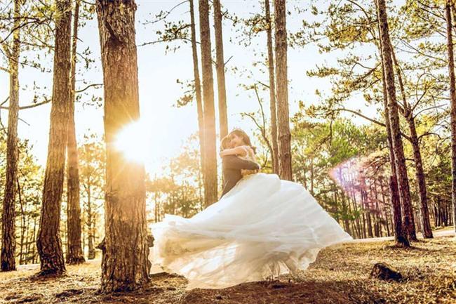 Điểm danh dâu rể Việt nổi tiếng vì trèo đèo lội suối xuyên Việt, chi bạc tỷ cho ảnh cưới - Ảnh 22.