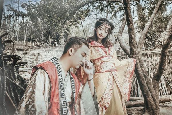 Điểm danh dâu rể Việt nổi tiếng vì trèo đèo lội suối xuyên Việt, chi bạc tỷ cho ảnh cưới - Ảnh 25.