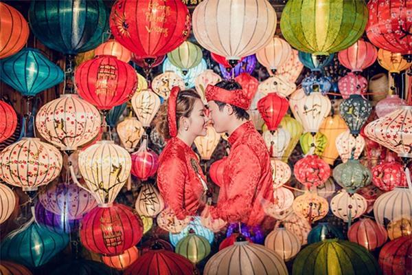 Điểm danh dâu rể Việt nổi tiếng vì trèo đèo lội suối xuyên Việt, chi bạc tỷ cho ảnh cưới - Ảnh 8.