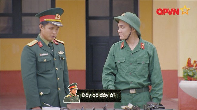 'Chết cười' khi xem Khắc Việt đuổi bắt trộm trong quân ngũ-2