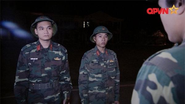 'Chết cười' khi xem Khắc Việt đuổi bắt trộm trong quân ngũ-6