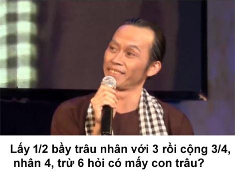 Danh hài Hoài Linh khiến hàng vạn người chóng mặt vì bài toán tìm trâu 'hại não'-1