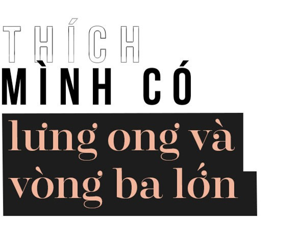 Angela Phuong Trinh: The manh cua toi la xinh dep, cuon hut, tai nang hinh anh 7