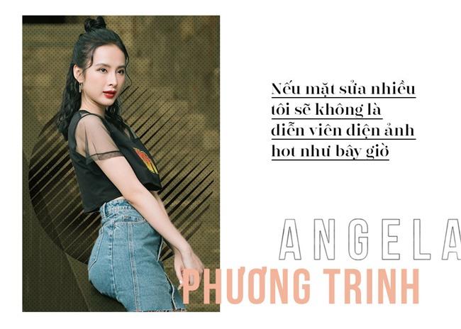 Angela Phuong Trinh: The manh cua toi la xinh dep, cuon hut, tai nang hinh anh 8