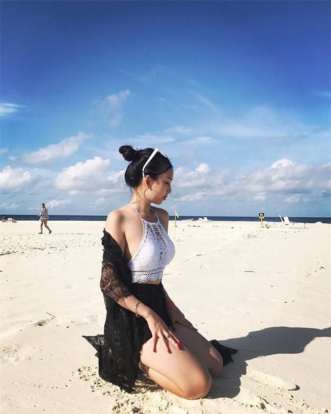 Ghen tị với cô vợ hotgirl được chồng rủ đi Maldives để kỷ niệm 7 năm ngày cưới - Ảnh 14.