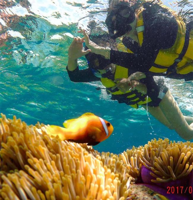 Ghen tị với cô vợ hotgirl được chồng rủ đi Maldives để kỷ niệm 7 năm ngày cưới - Ảnh 18.