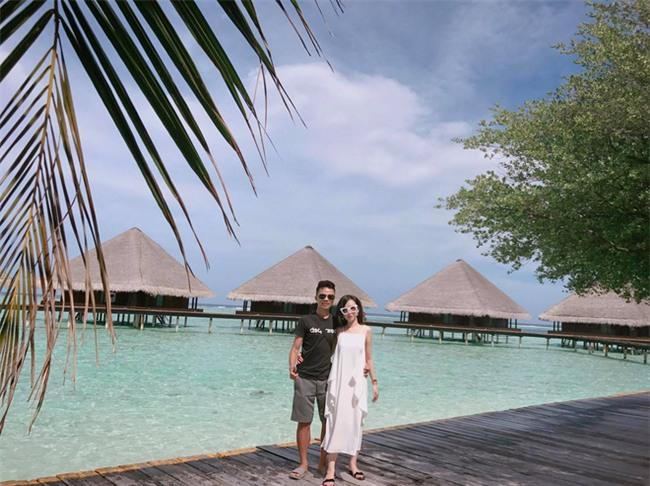 Ghen tị với cô vợ hotgirl được chồng rủ đi Maldives để kỷ niệm 7 năm ngày cưới - Ảnh 3.