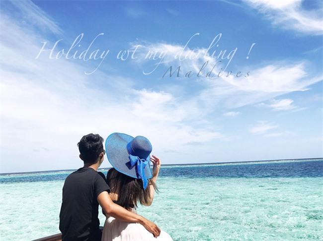 Ghen tị với cô vợ hotgirl được chồng rủ đi Maldives để kỷ niệm 7 năm ngày cưới - Ảnh 4.